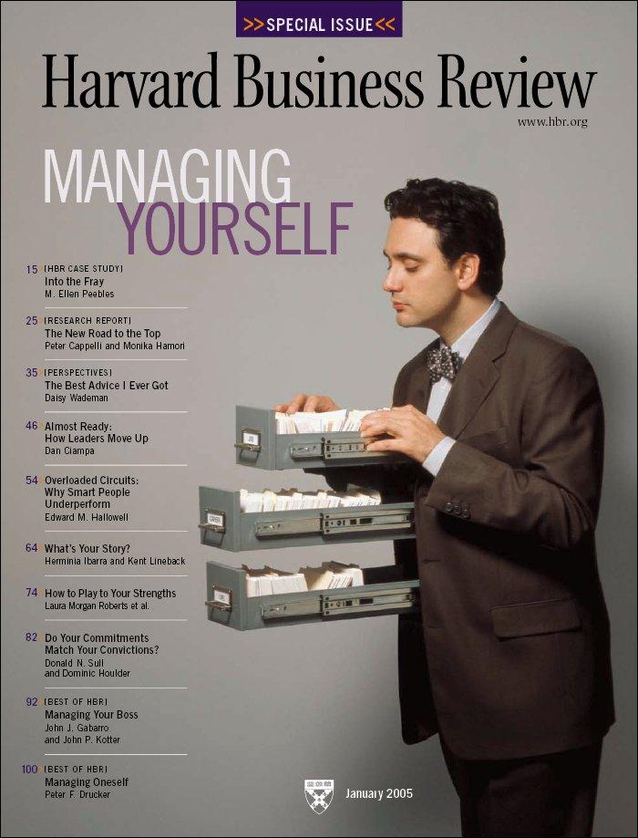 Harvard Business Review Logo Harvard Business Reviews