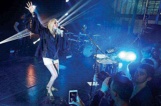 Marriott International And Universal Music Group's London Celebration