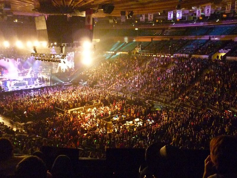 How To Rock Madison Square Garden Without Even Being On Stage Audiokorner