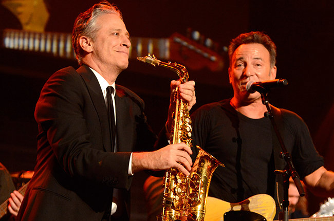 The 55th Annual GRAMMY Awards - MusiCares Person Of The Year Honoring Bruce Springsteen - Show