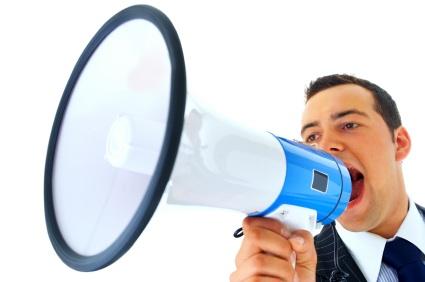 promoting-site-megaphone