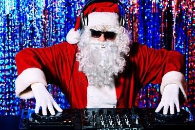 Santa dj 2